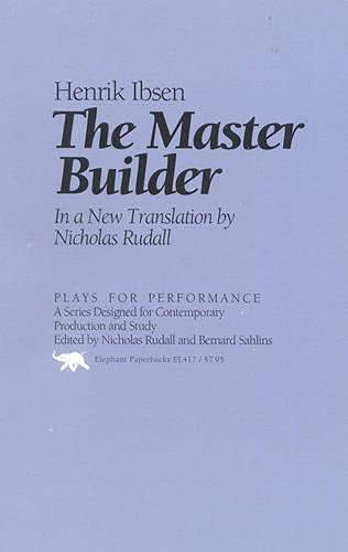 9781566630429: The Master Builder (Plays for Performance Series)