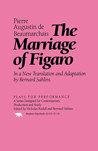 9781566630658: The Marriage of Figaro (Plays for Performance Series)