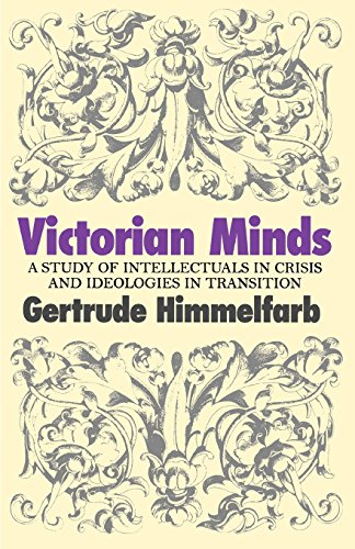 9781566630771: Victorian Minds: A Study of Intellectuals in Crisis and Ideologies in Transition