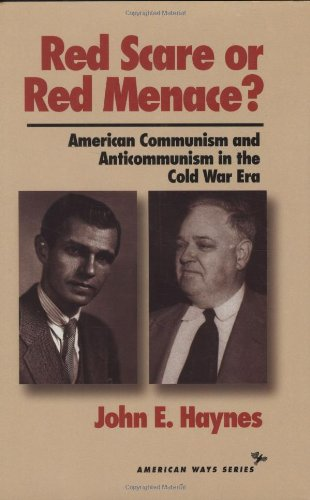 Red Scare or Red Menace? Format: Hardcover: Haynes, John Earl
