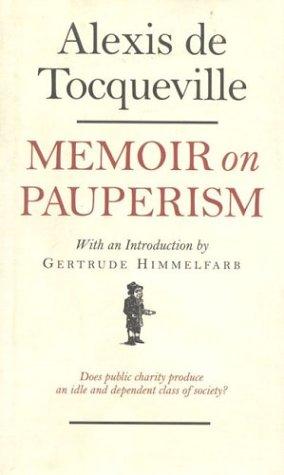 9781566631679: Memoir on Pauperism