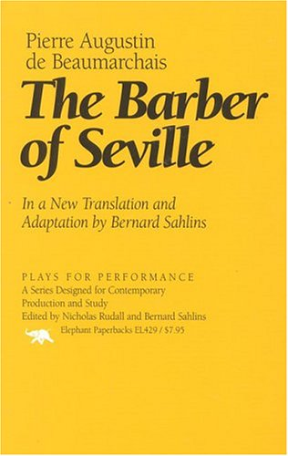 9781566632034: The Barber of Seville (Plays for Performance Series)