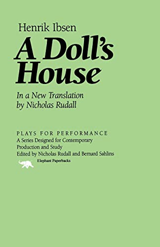 A Doll's House. In a new translation by Nicholas Rudall.: Ibsen, Henrik.