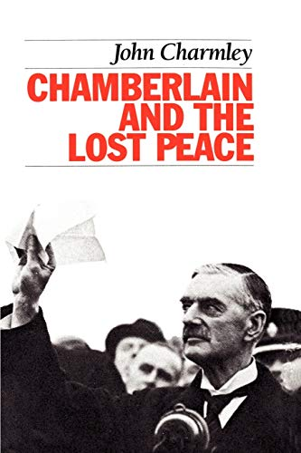9781566632478: Chamberlain and the Lost Peace