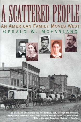 9781566632973: A Scattered People: An American Family Moves West