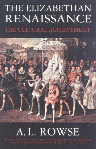 9781566633161: The Elizabethan Renaissance: The Cultural Achievement