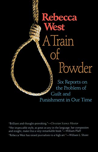 A Train of Powder: Rebecca West