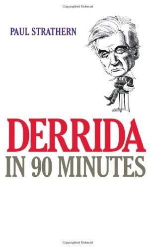 9781566633284: Derrida in 90 Minutes: Philosophers in 90 Minutes (Philsophers in 90 Minutes)