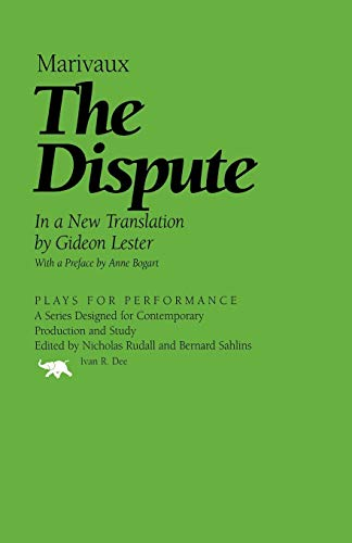 9781566635554: The Dispute (Plays for Performance Series)