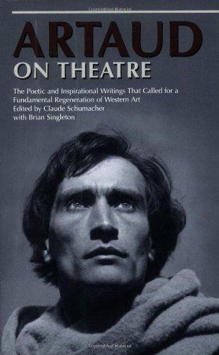 9781566635585: Artaud on Theatre
