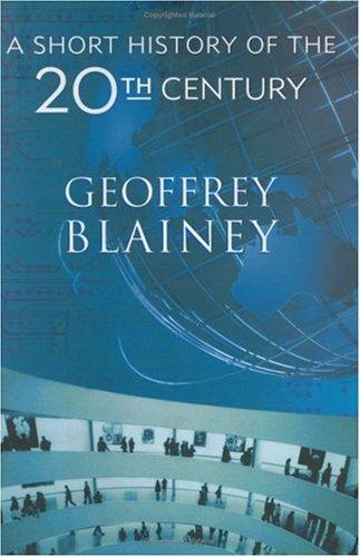 9781566636872: A Short History of the Twentieth Century