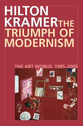 9781566637084: The Triumph of Modernism: The Art World, 1985-2005