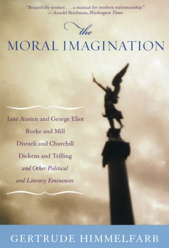 9781566637220: The Moral Imagination: From Edmund Burke to Lionel Trilling