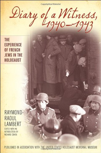9781566637404: Diary of a Witness, 1940-1943 (Published in association with the United States Holocaust Memorial Museum)