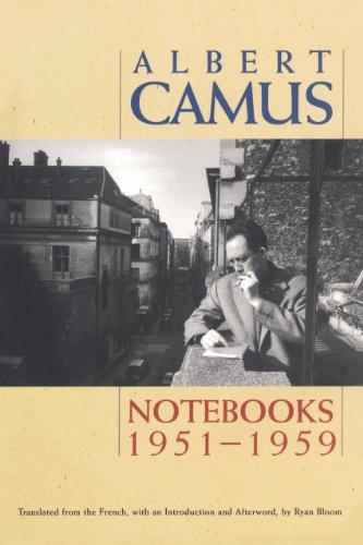9781566637756: Notebooks 1951-1959
