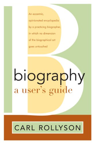 9781566637800: Biography: A User's Guide
