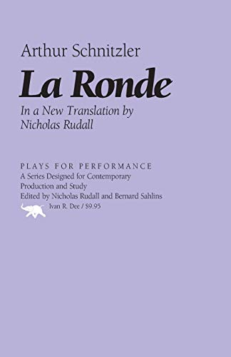 9781566638463: La Ronde (Plays for Performance Series)