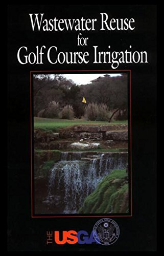 9781566700900: Wastewater Reuse for Golf Course Irrigation