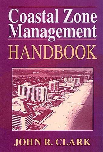 9781566700924: Coastal Zone Management Handbook