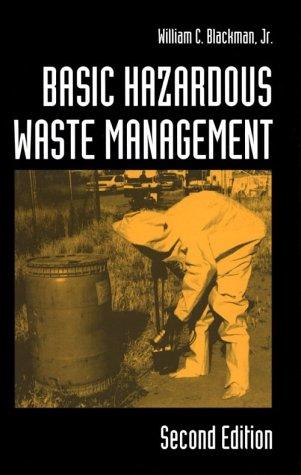 9781566701686: Basic Hazardous Waste Management, Third Edition