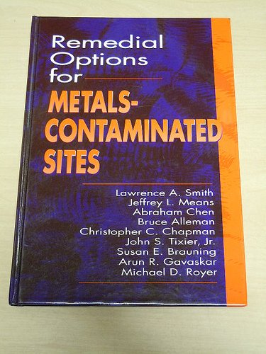 9781566701808: Remedial Options for Metals-Contaminated Sites