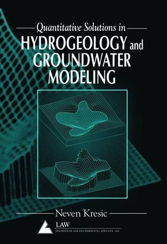9781566702195: Hydrogeology and Groundwater Modeling