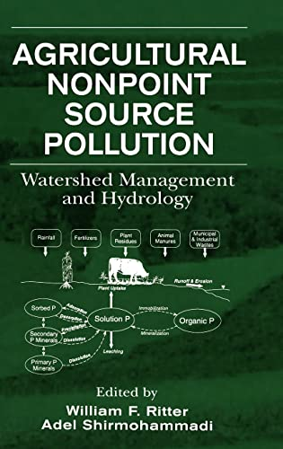 9781566702225: Agricultural Nonpoint Source Pollution: Watershed Management and Hydrology