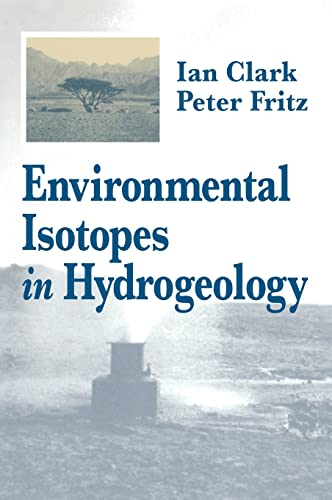 9781566702492: Environmental Isotopes in Hydrogeology