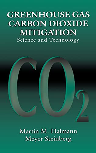 9781566702843: Greenhouse Gas Carbon Dioxide Mitigation: Science and Technology