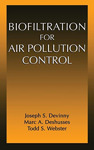 9781566702898: Biofiltration for Air Pollution Control