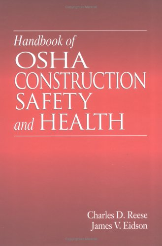 9781566702973: Handbook of OSHA Construction Safety and Health