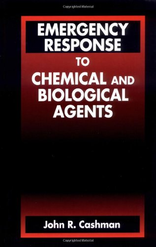 9781566703550: Emergency Response to Chemical and Biological Agents