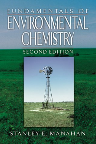 9781566704915: Fundamentals of Environmental Chemistry, Second Edition