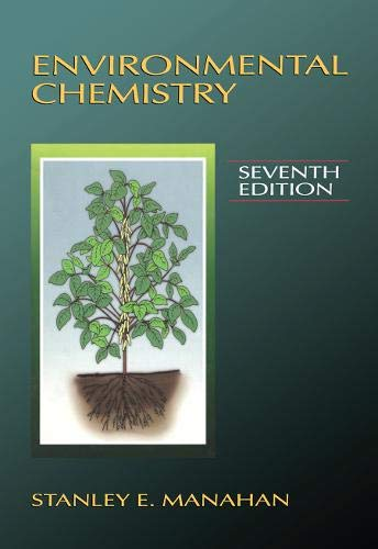 9781566704922: Environmental Chemistry, Seventh Edition