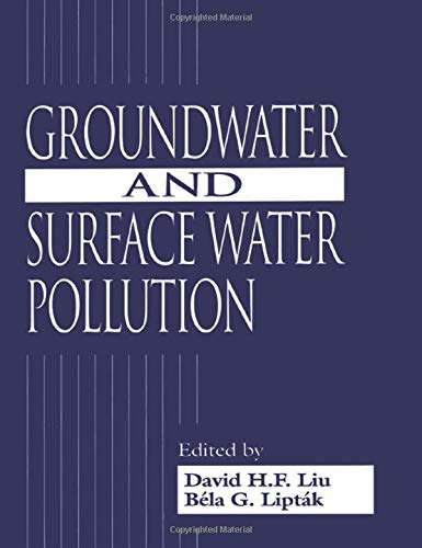 Groundwater and Surface Water Pollution: David H.F. Liu