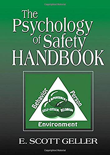 9781566705400: The Psychology of Safety Handbook