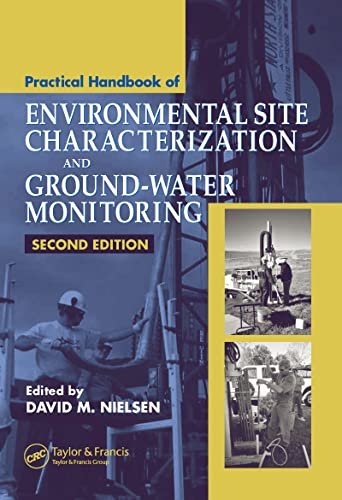 Practical Handbook of Environmental Site Characterization and