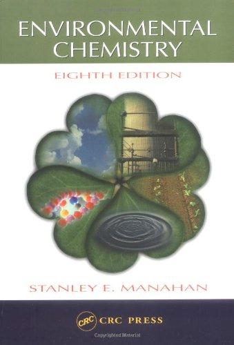 9781566706339: Environmental Chemistry, Eighth Edition