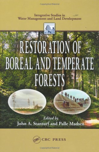 9781566706353: Restoration of Boreal and Temperate Forests (Integrative Studies in Water Management & Land Deve)