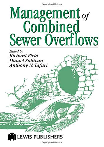 9781566706360: Management of Combined Sewer Overflows