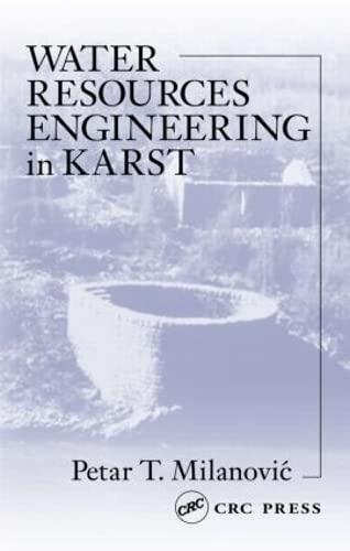 9781566706711: Water Resources Engineering in Karst