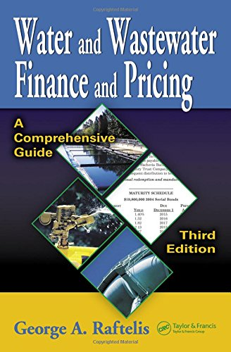 9781566706803: Water and Wastewater Finance and Pricing: A Comprehensive Guide, Third Edition