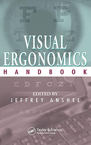 9781566706827: Visual Ergonomics Handbook