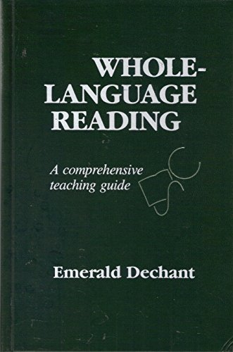 9781566760072: Whole-Language Reading: A Comprehensive Teaching Guide