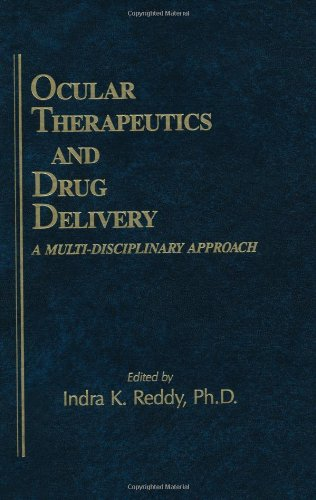 9781566762137: Ocular Theraputics and Drug Delivery