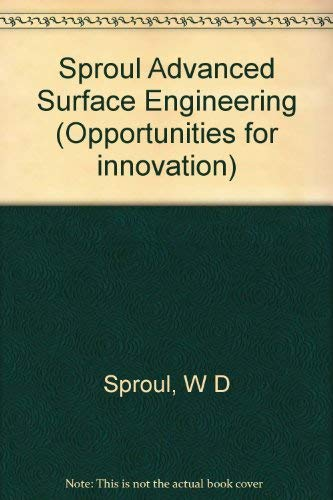 9781566762526: Opportunities for Innovation: Advanced Surface Engineering