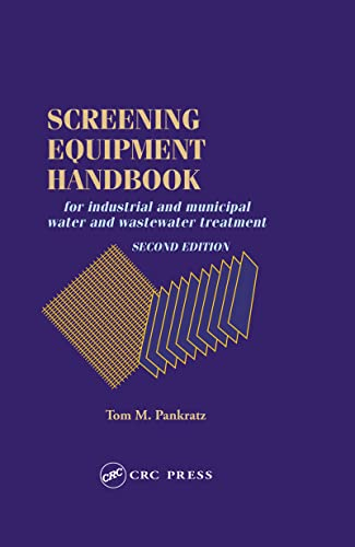 9781566762564: Screening Equipment Handbook, Second Edition
