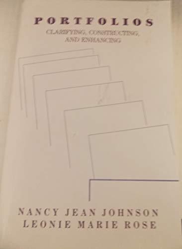 Portfolios: Nancy Johnson, Leonie M. Rose