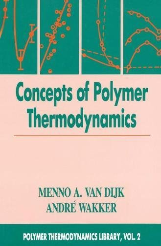 9781566766234: Concepts in Polymer Thermodynamics, Volume II