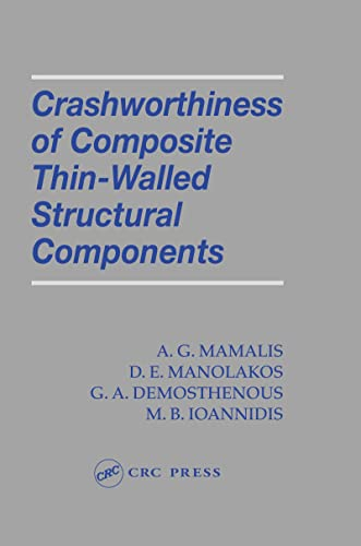 9781566766357: Crashworthiness of Composite Thin-Walled Structures